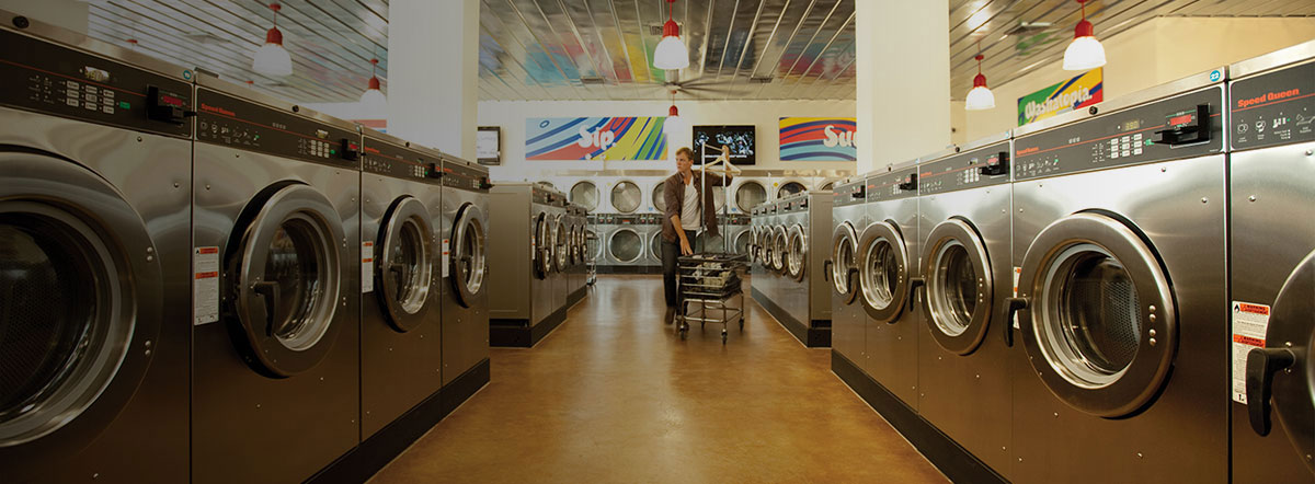 Products   Laundromats & Coin Operated Laundries
